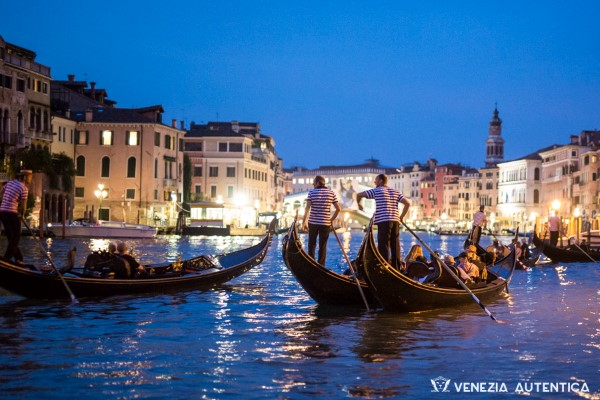 "Venice was built to be seen from the water. The Canal Grande, the most beautiful ""street"" of Venice, can only be seen directly from the water. Best if on a gondola or on a private rowing boat"