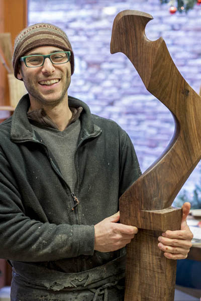 Piero Dri, Artisan Remer - Venezia Autentica | Discover and Support the Authentic Venice - Artisans of Venice, Italy: Meet Piero Dri, the youngest of the 'remeri', the venetian artisans who craft the oars & oarlocks used to row in Venice.