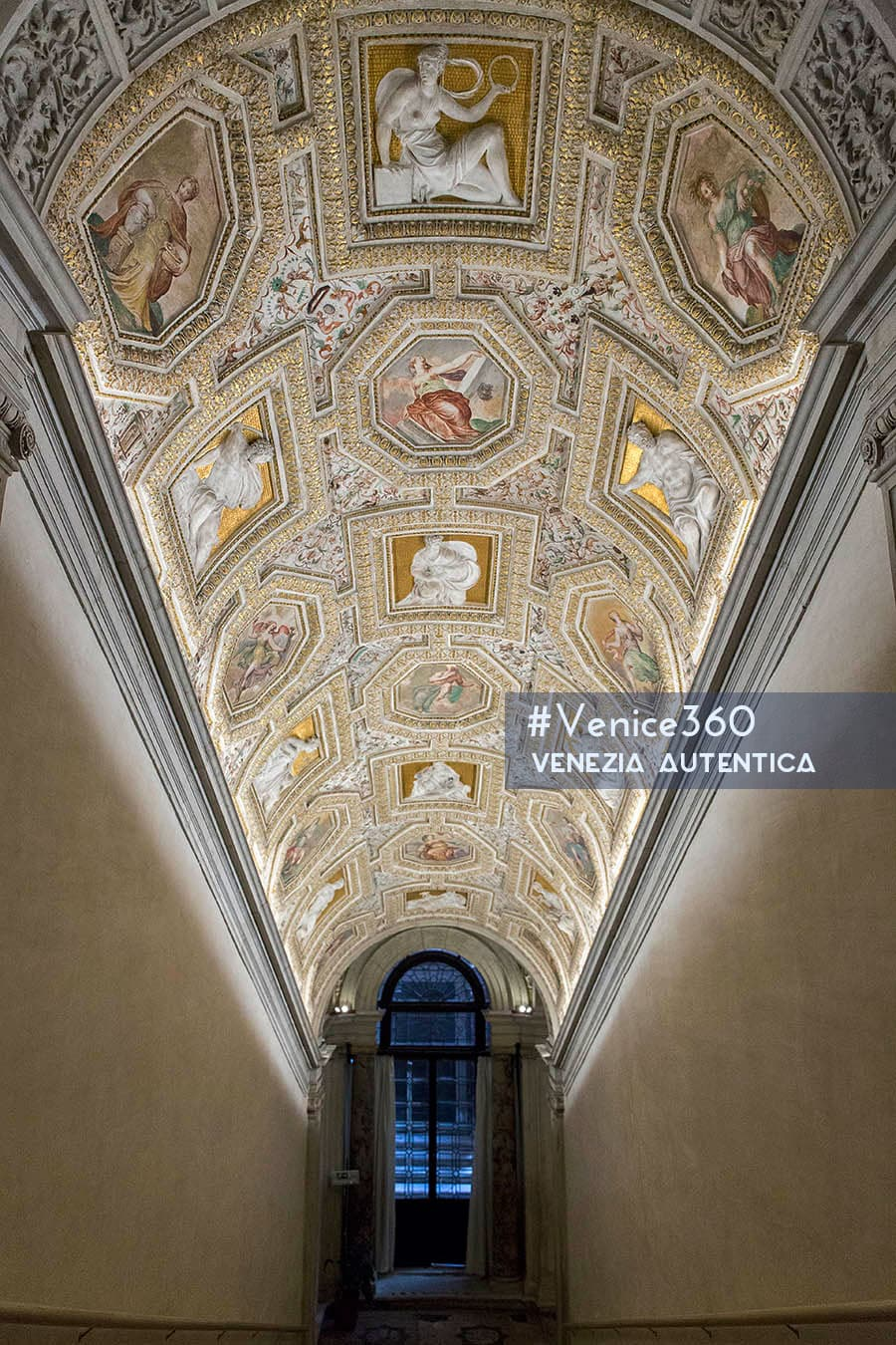 The Marciana Library's story shows how Venice kept people on their toes - Venezia Autentica | Discover and Support the Authentic Venice - The Marciana Library owes the spark of its origin to Cardinal Bessarion, who donated his valuable Latin and Greek library to the Republic of Venice