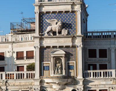 Clock Tower in Saint Mark's Square - Venezia Autentica | Discover and Support the Authentic Venice - In 1805 the Torcello diocese was abolished, and the palace became Murano's town hall. Created in 1861, the Museum was housed on the first floor, but...
