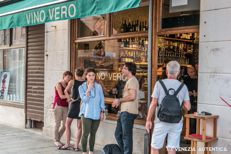 "Vino Vero - Venezia Autentica | Discover and Support the Authentic Venice - A bacaro/winery run by passionate wine experts, ""Vino Vero"" is a great choice if you want to experience and be guided in the tasting of great italian wines"