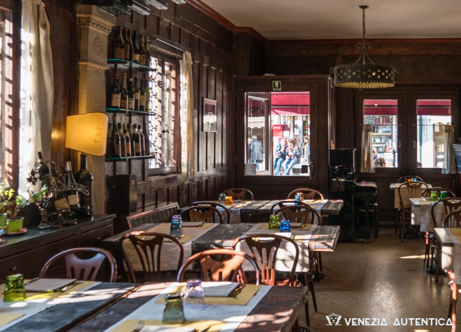"""The restaurant """"La Palazzina"""" in Venice offers a beautiful location, a warm and welcoming atmosphere and delicious dishes for an amazing evening"""