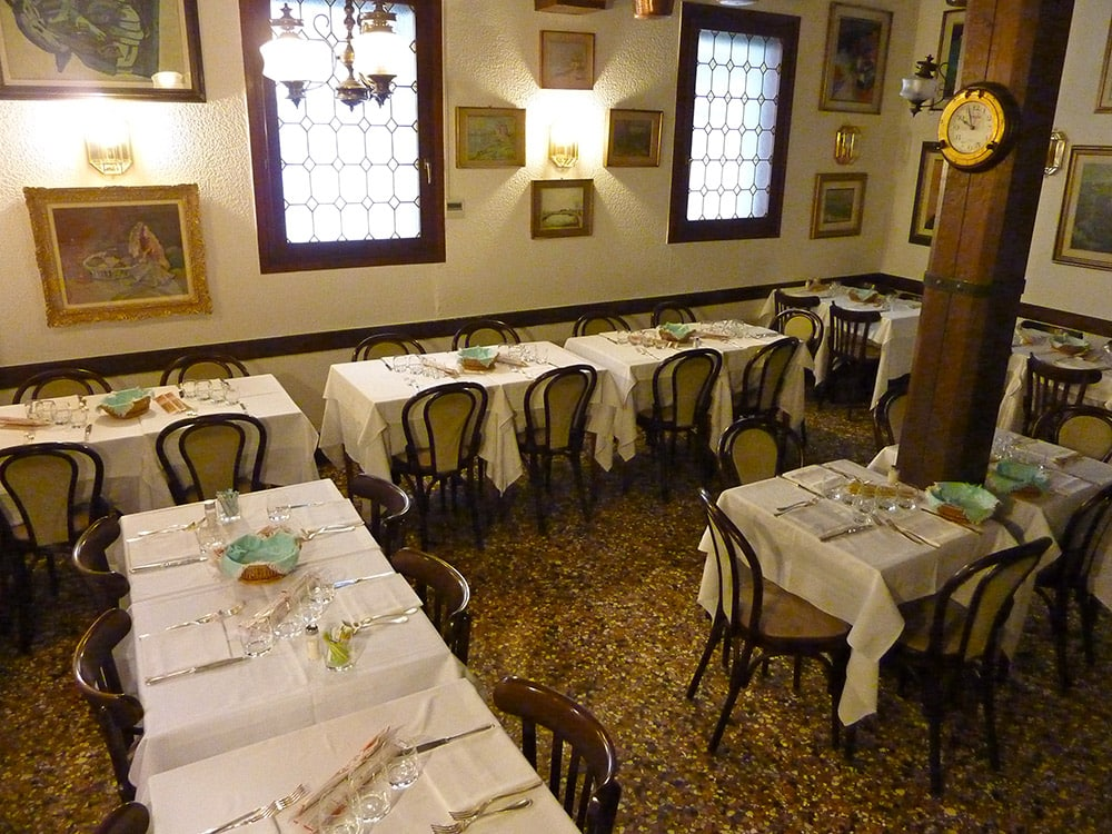"Trattoria Alla Madonna - Venezia Autentica | Discover and Support the Authentic Venice - In business for over 60 years, the ""Trattoria Alla Madonna"" is a real institution in Venice and a guarantee when it comes to quality and efficiency."
