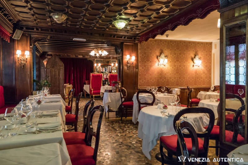 "The beautiful restaurant ""Taverna La Fenice"" in Venice, close to Saint Mark, welcoms its customers in wonderful atmosphere and ambient and serves excellent quality dishes."