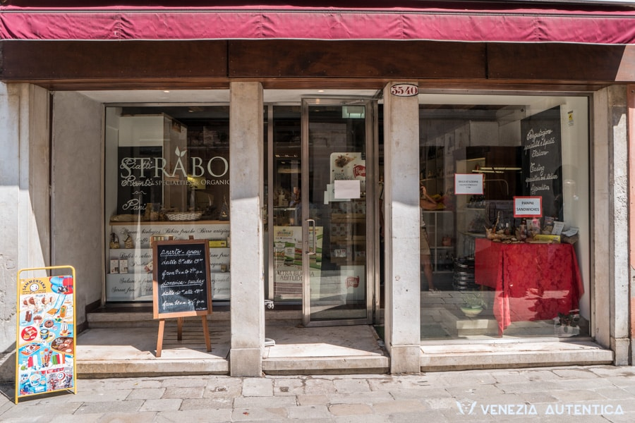 Strabon - Venezia Autentica | Discover and Support the Authentic Venice - Strabon is the right place for every gourmet looking for the best raw materials and local delicacies!
