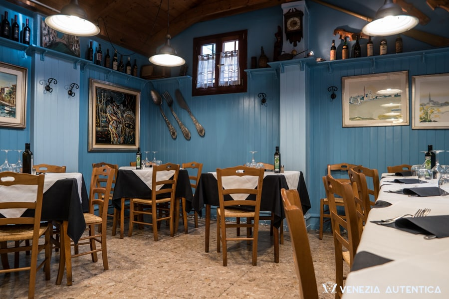 Trattoria da Gigio, in Venice, is a guarantee for great food at a fair price