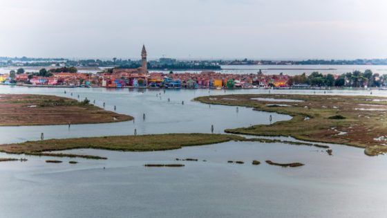 Torcello's bell tower - Venezia Autentica | Discover and Support the Authentic Venice - Venice, Italy, Panoramic View: The Fontego dei Tedeschi's terrace offers a great view on Venice and the Grand Canal
