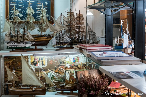 Gilberto Penzo Ships Models - Venezia Autentica | Discover and Support the Authentic Venice -