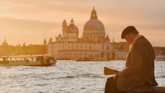 Venetian Life Unwinds in Beauty by Marco Paris [Photo Gallery] - Venezia Autentica | Discover and Support the Authentic Venice - In order to discover the authentic Venice, the first step is to understand the nature of the Venetians