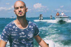 Photo of Sebastian Fagarazzi, co-founder of Venezia Autentica