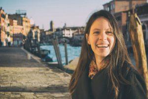 Valeria Duflot - Venezia Autentica | Discover and Support the Authentic Venice - Valeria is co-founder and ideator of Venezia Autentica. She is an entrepreneur, social innovator, tech(4Good) enthusiast, marketer, and community builder. An