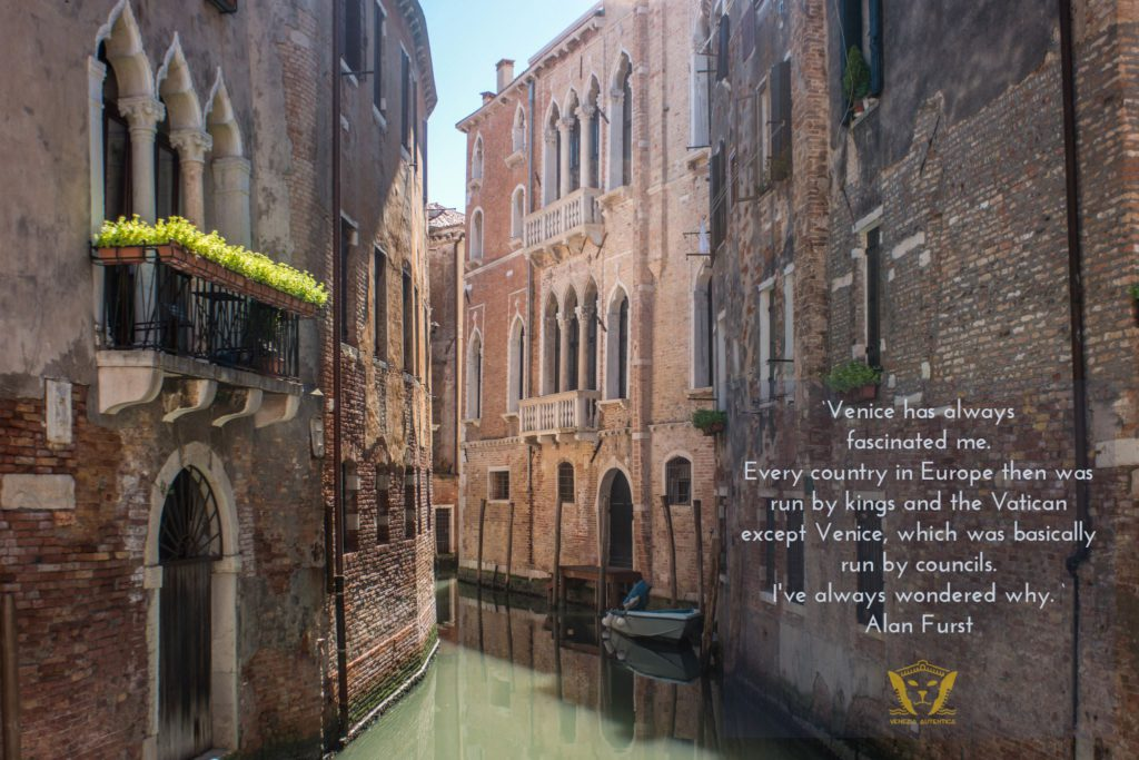 Quote About Venice from Furst