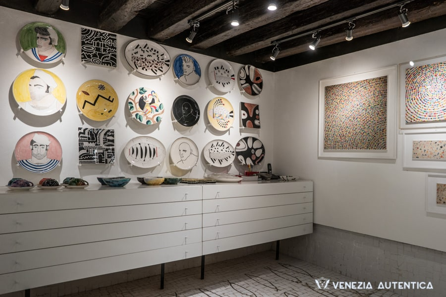 Alessandro Merlin Ceramics - Venezia Autentica | Discover and Support the Authentic Venice -
