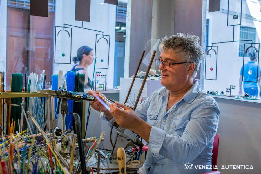 Giorgio Nason Murano Glass Jewels - Venezia Autentica | Discover and Support the Authentic Venice -
