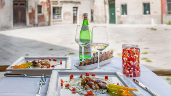 Ostaria Boccadoro - Venezia Autentica | Discover and Support the Authentic Venice - An obliged choice for those locals and visitors who want to take a break from the crowd and enjoy a quality lunch in Pellestrina
