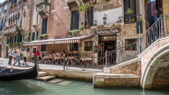 "Trattoria al Ponte del Megio - Venezia Autentica | Discover and Support the Authentic Venice - Excellent cuisine, great service, elegant ambient and relaxed atmosphere combined together are the ""Taverna La Fenice"" ingredients for a great dinner."