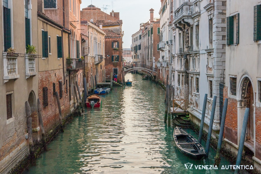 Understand where to stay in Venice