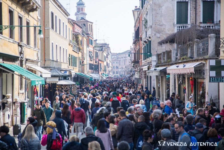 Lack of rules often leads to problems in Venice, whether its a lack of housing or excessive crowds