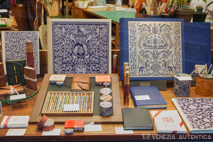 Paolo Olbi, Excellence of Bookbinding - Venezia Autentica | Discover and Support the Authentic Venice - As we all know, Gutenberg's invention of the movable-type printing press, made Germany the birthplace of publishing. However, it was the Republic of Venice,