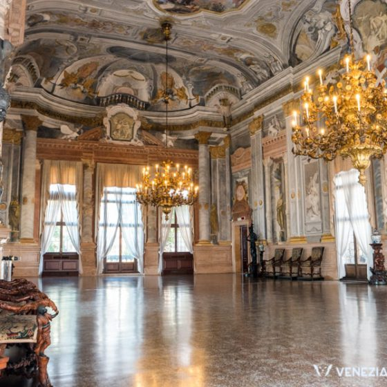 Ca' Rezzonico is one of the most beautiful museums to see in Venice