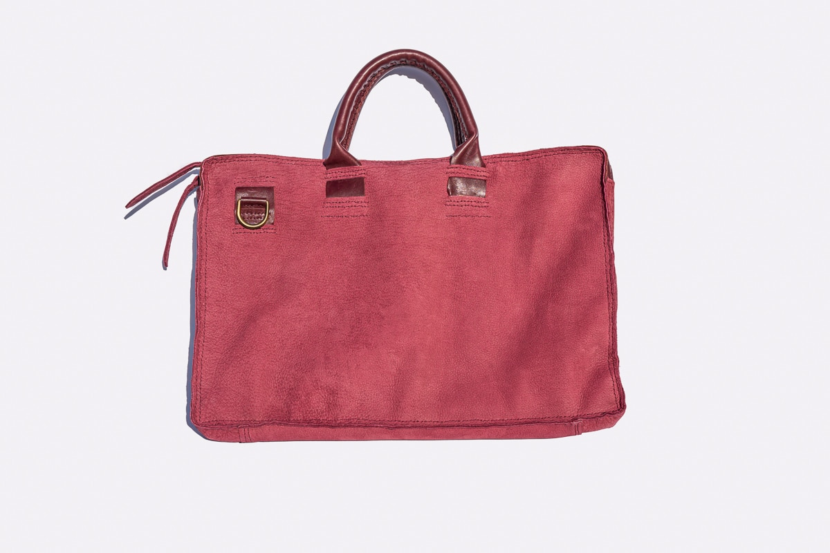 Leather Laptop Bag Shop by Venezia Autentica - Shop by Venezia Autentica - Premium laptop bag for women, handmade in Italy, by a master artisan. This handstitched bag is unique, customizable, and made with high-quality Italian leather