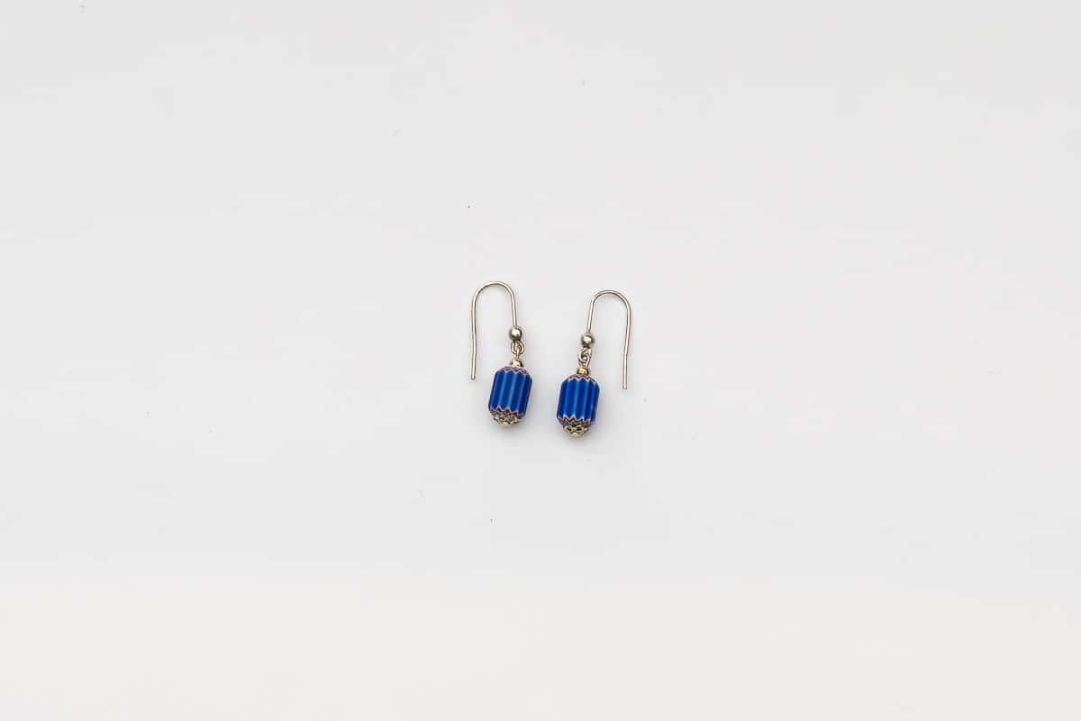 """""""Rosetta"""" Earrings Shop by Venezia Autentica - Shop by Venezia Autentica - NothingsaysMurano Glass like these earrings! Handmade in Venice, each boasts an authentic """"Rosetta"""", the most famous Murano Glass bead invented 550 years ago."""