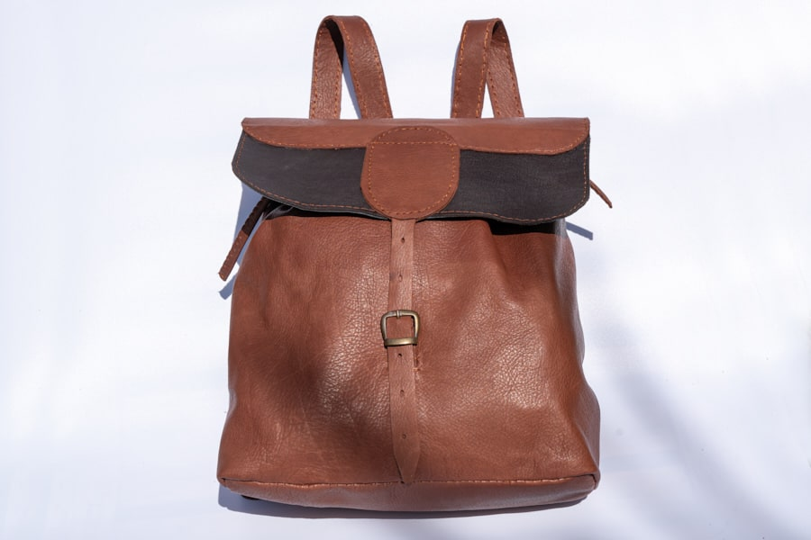 Leather Backpack Shop by Venezia Autentica - Shop by Venezia Autentica - Leather backpack for women, designed and crafted by hand in Venice, Italy. It is an ideal companion of every woman who values style, quality, and sustainability